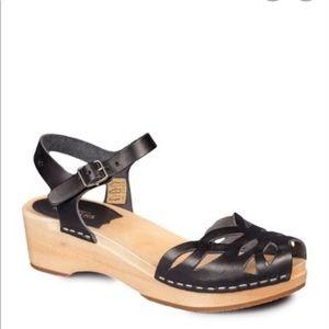Swedish hasbeen sandals